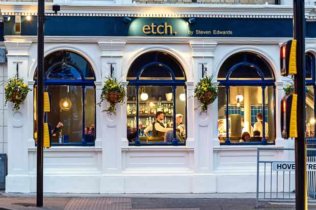 Etch, Brighton - outside image of the restaurant
