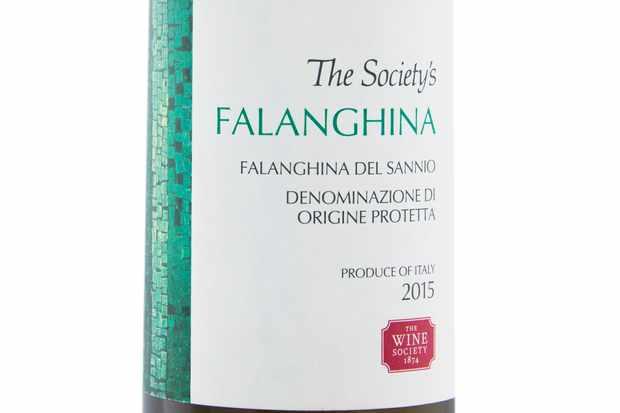 The Wine Society's Falanghina 2015 Campania