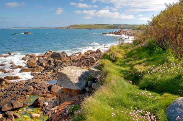 St Mary's Coastline: Isles of Scilly