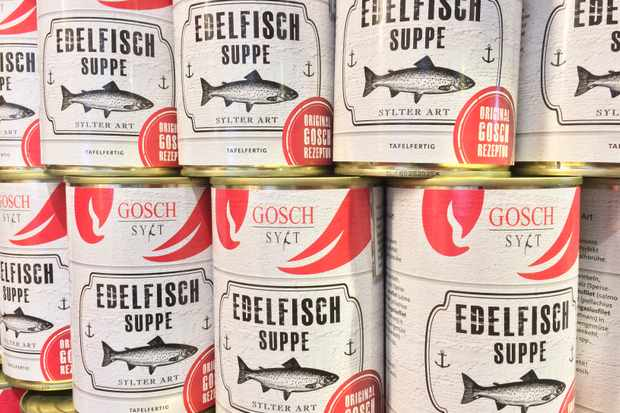 Gosch fish soup
