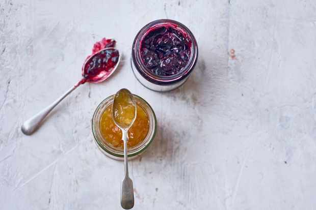 The low down on preserving: jam spoons