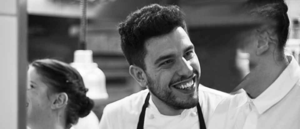 Italian chef: Simone Tondo