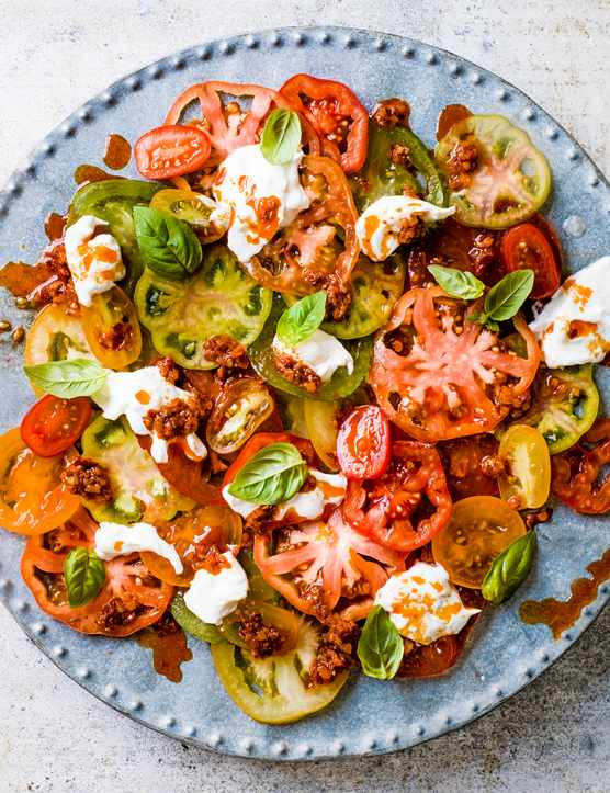 40 easy starter recipes for dinner party starters olive magazine best tomato recipes forumfinder Gallery