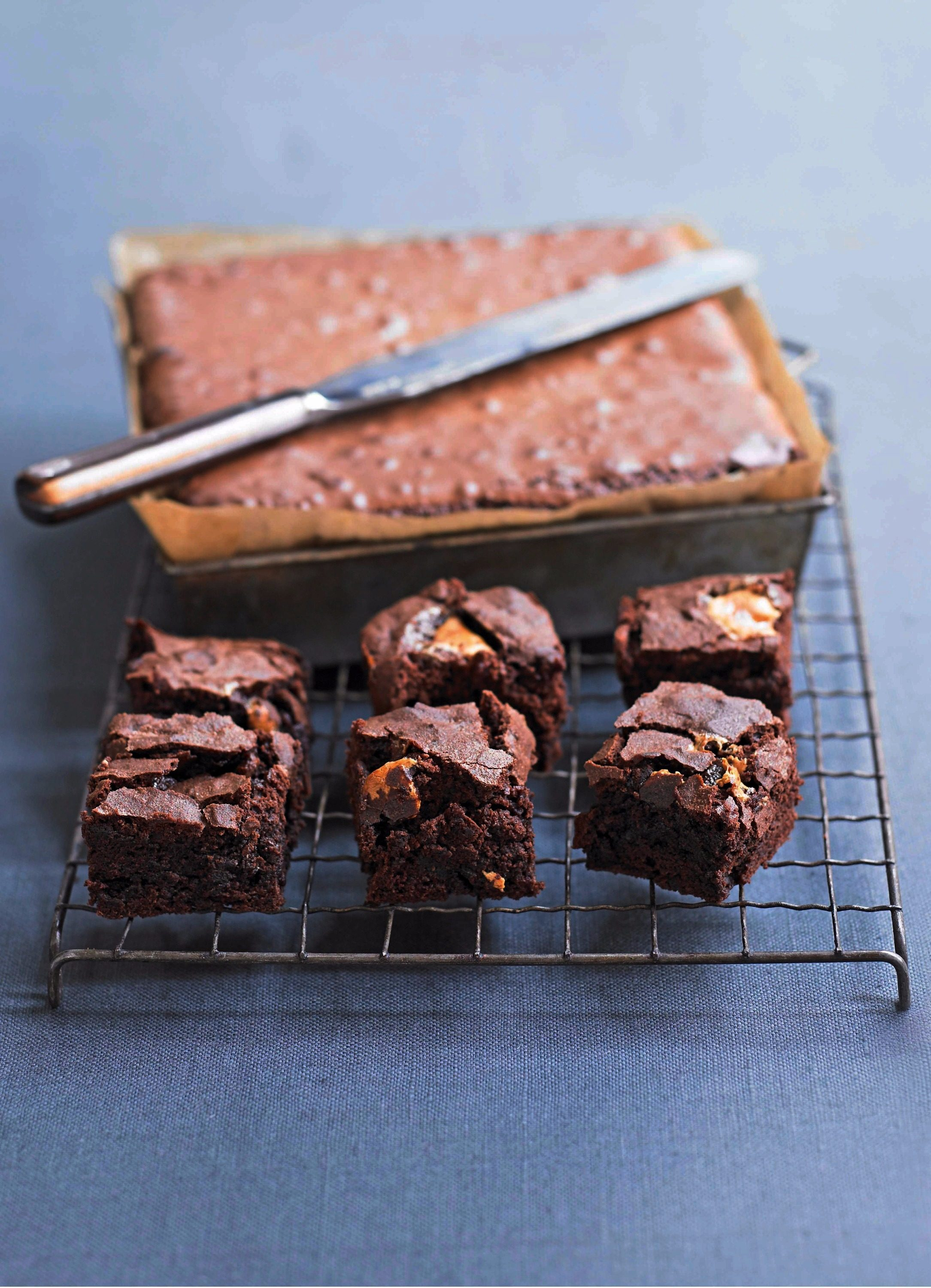 How To Bake a Brownie for One