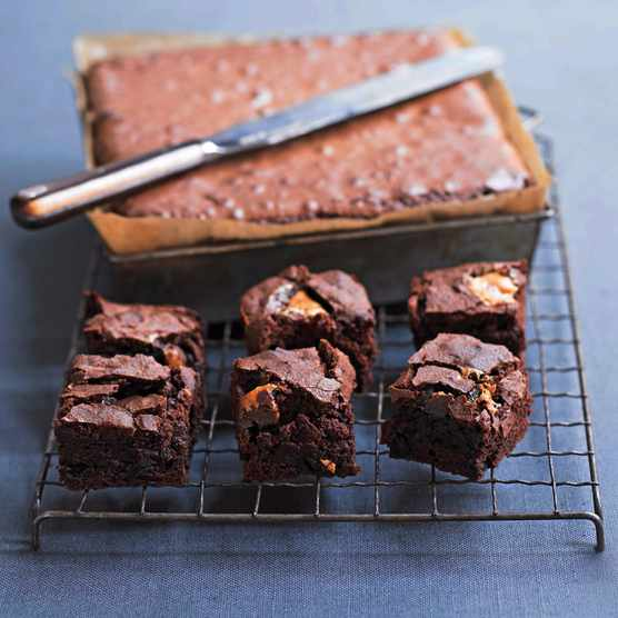 Best Ever Classic Chocolate Brownie Recipe