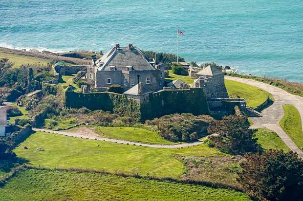 Isles of Scilly, Star Castle Hotel
