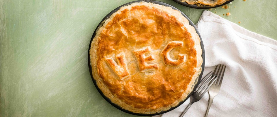 12 Easy Vegetarian Pie Recipes Olivemagazine