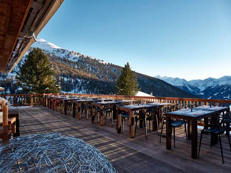 Best affordable ski hotels for foodies