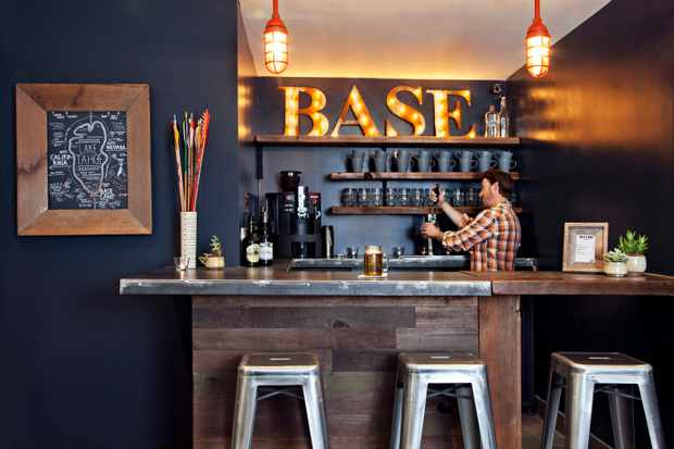 Basecamp Bar
