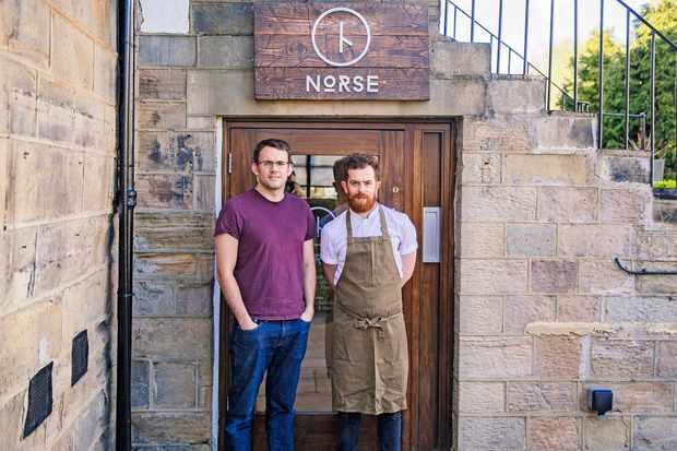 Norse, Harrogate restaurant, Paul Rawlinson | Simon Jewitt