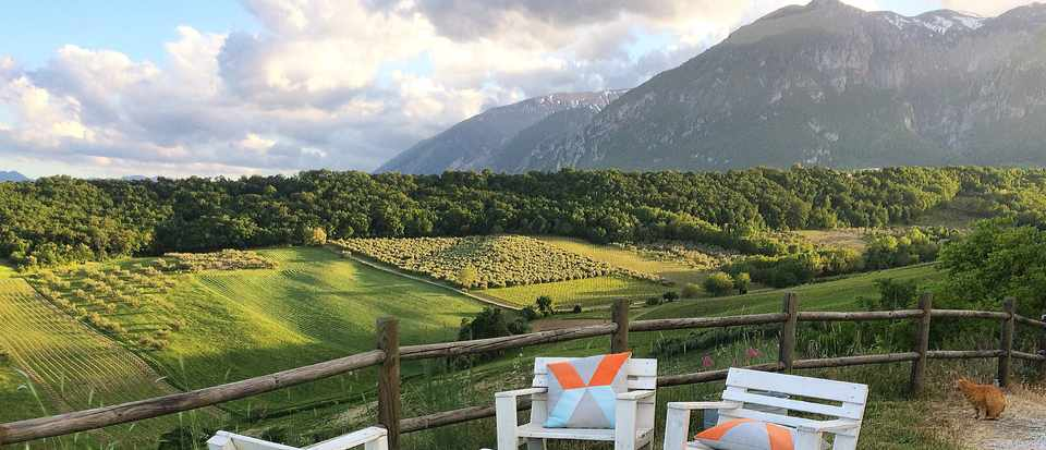 Fireflies and Figs Abruzzo Italy Review