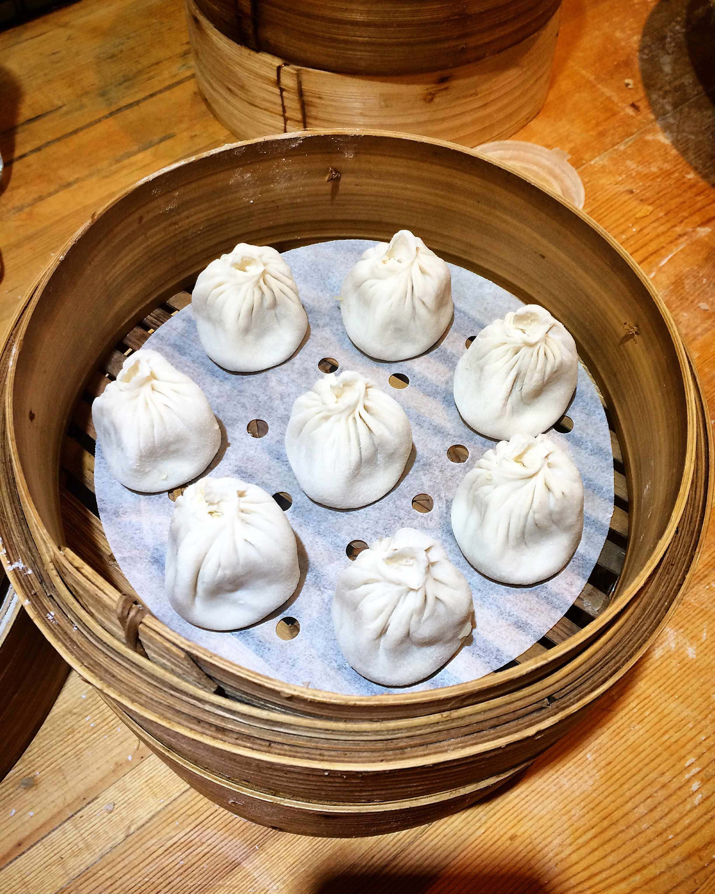 Dumplings in Chinatown