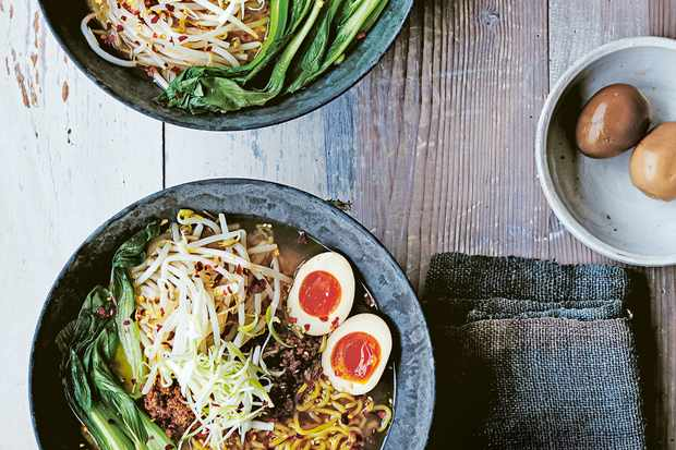 Japanese Ramen Noodle Recipe