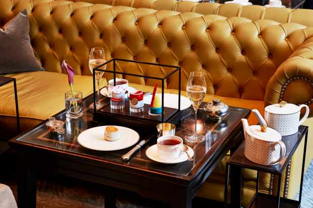 The Rosewood Hotel, London: Afternoon Tea Review