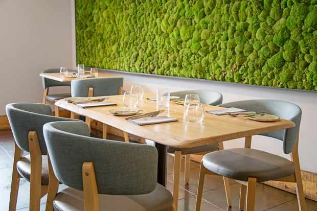 Norse, Harrogate restaurant - interior