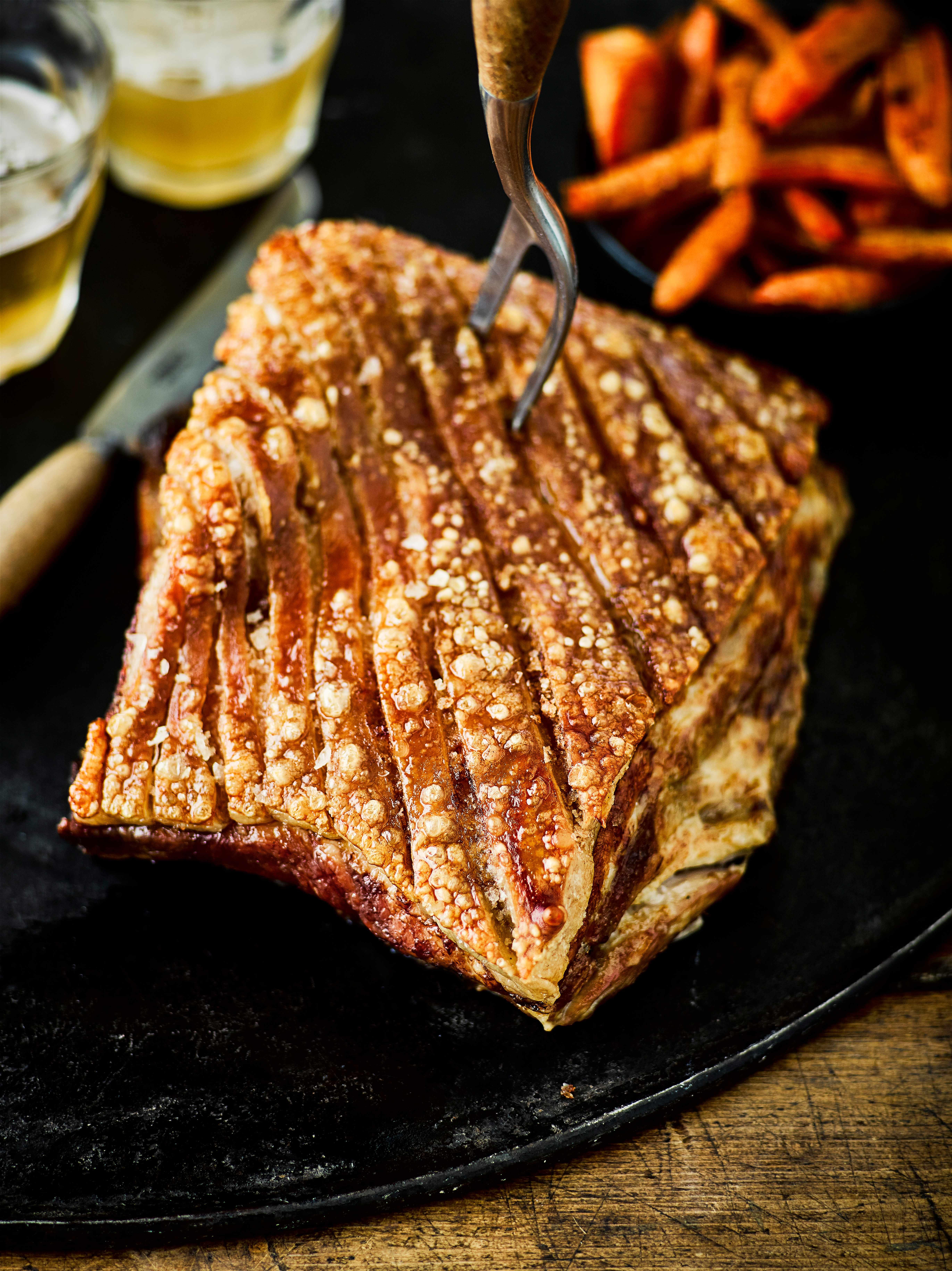 Pork Crackling Recipe