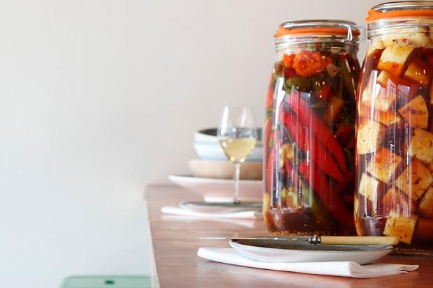 Salt + Pickle - pickling jars
