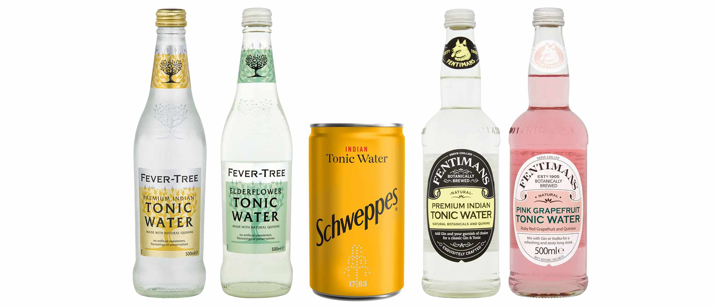 Tonic water taste test header