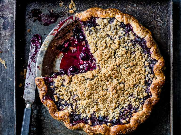 19 blackberry recipes