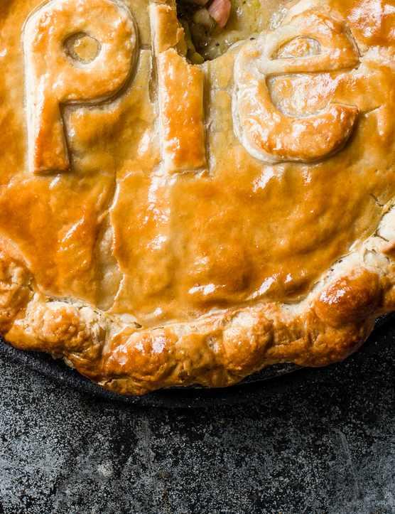 Edd's ultimate flaky pie dough