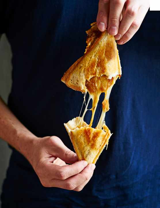 French Onion Soup Toastie Recipe