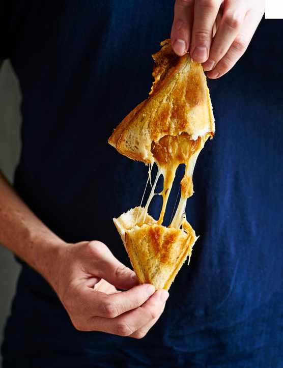 French Onion Soup Toastie Recipe