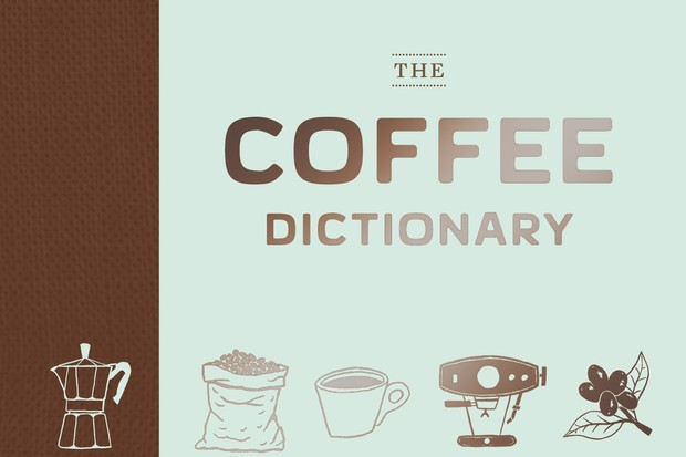 HIGH RES Coffee Dictionary
