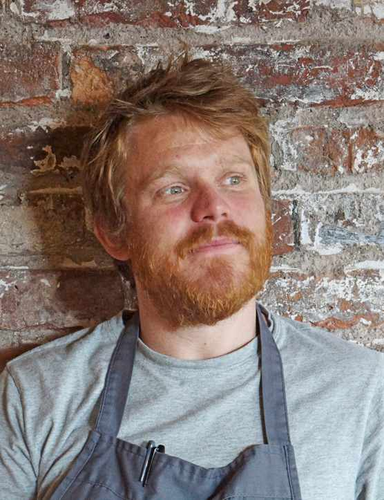 Sam Buckley: chef interview
