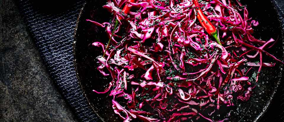 Pickled Red Cabbage Recipe Olivemagazine