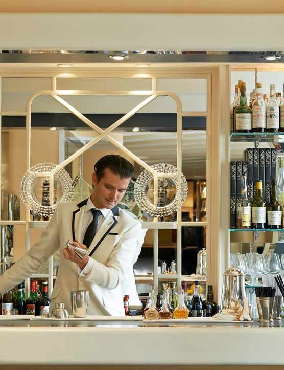 50 Best Bar Awards 2017 Results American Bar Savoy Best Bar In The World