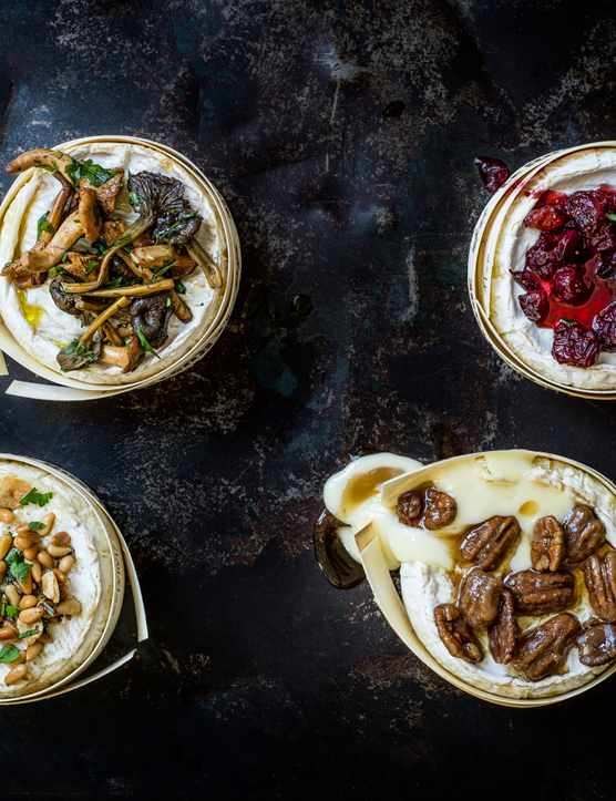 Easy Baked Camembert Recipes