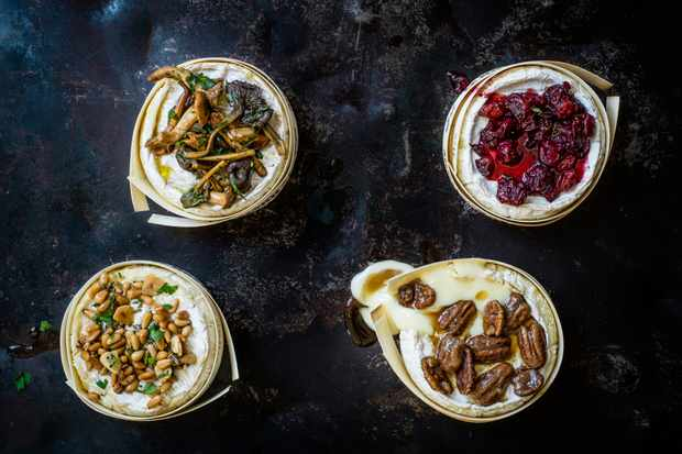 4 Quick and Easy Baked Camembert Recipes