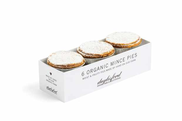 Daylesford organic mince pies