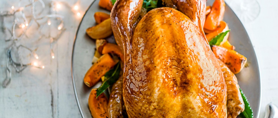 Best Christmas Turkey Recipe Olivemagazine