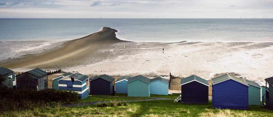 Whitstable restaurants and whitstable hotels olive magazine whitstable beach huts malvernweather Choice Image