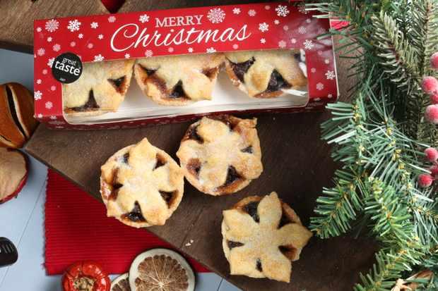 Apley estate mince pies