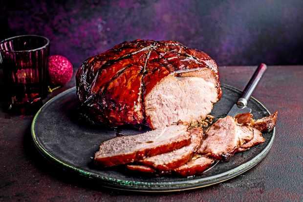 Sherry-glazed Ham Recipe