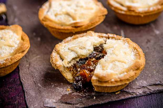 Iceland Luxury mince pies