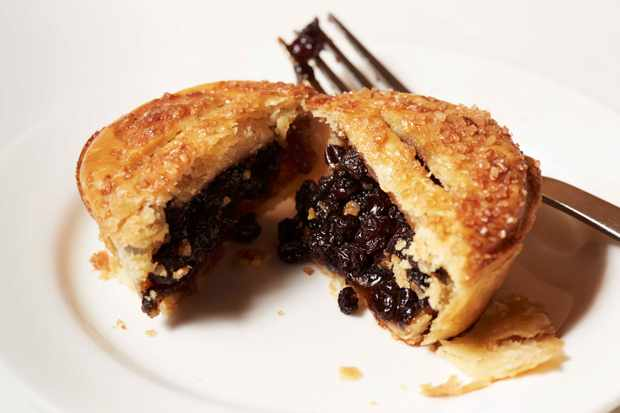 Brick House Bread mince pies
