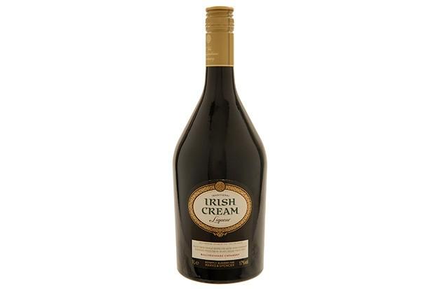 Marks & Spencer traditional Irish cream liqueur
