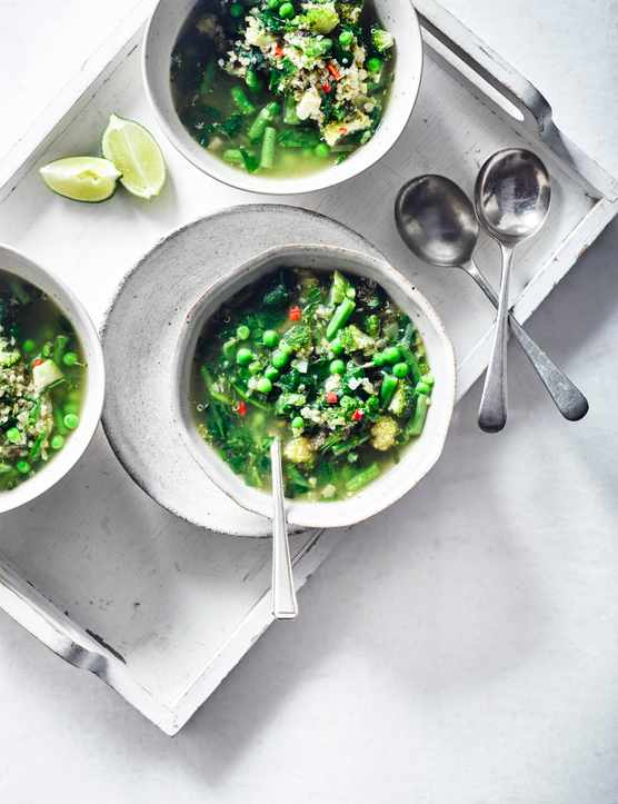 Vietnamese Vegan Soup Recipe