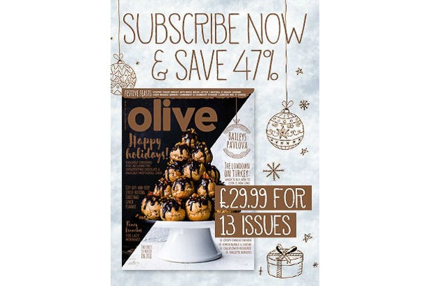 Olive Christmas subscription