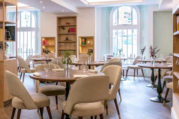 Core by Clare Smyth, London - main dining/restaurant area