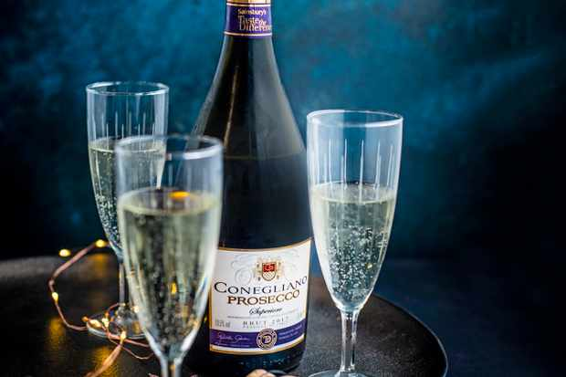 Sainsbury's Taste the Difference Conegilano prosecco