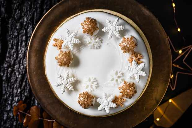 Christmas cake everyone will want to buy M&S 2017 supermarket awards