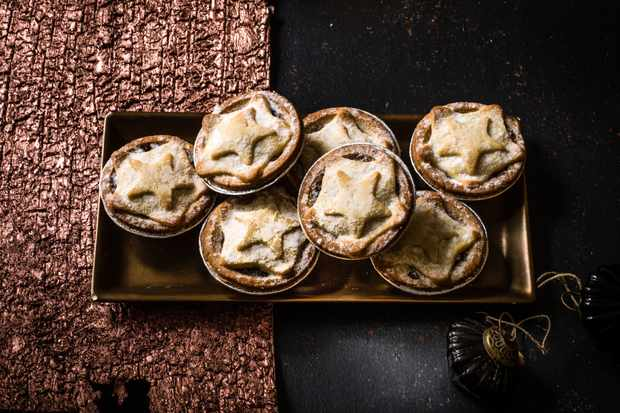 Best mince pies Iceland supermarket awards 2017