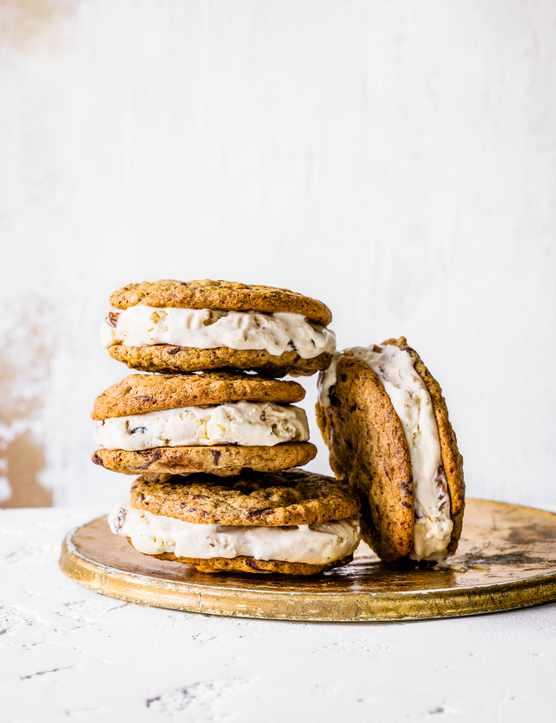 Christmas Ice Cream Sandwich Recipe