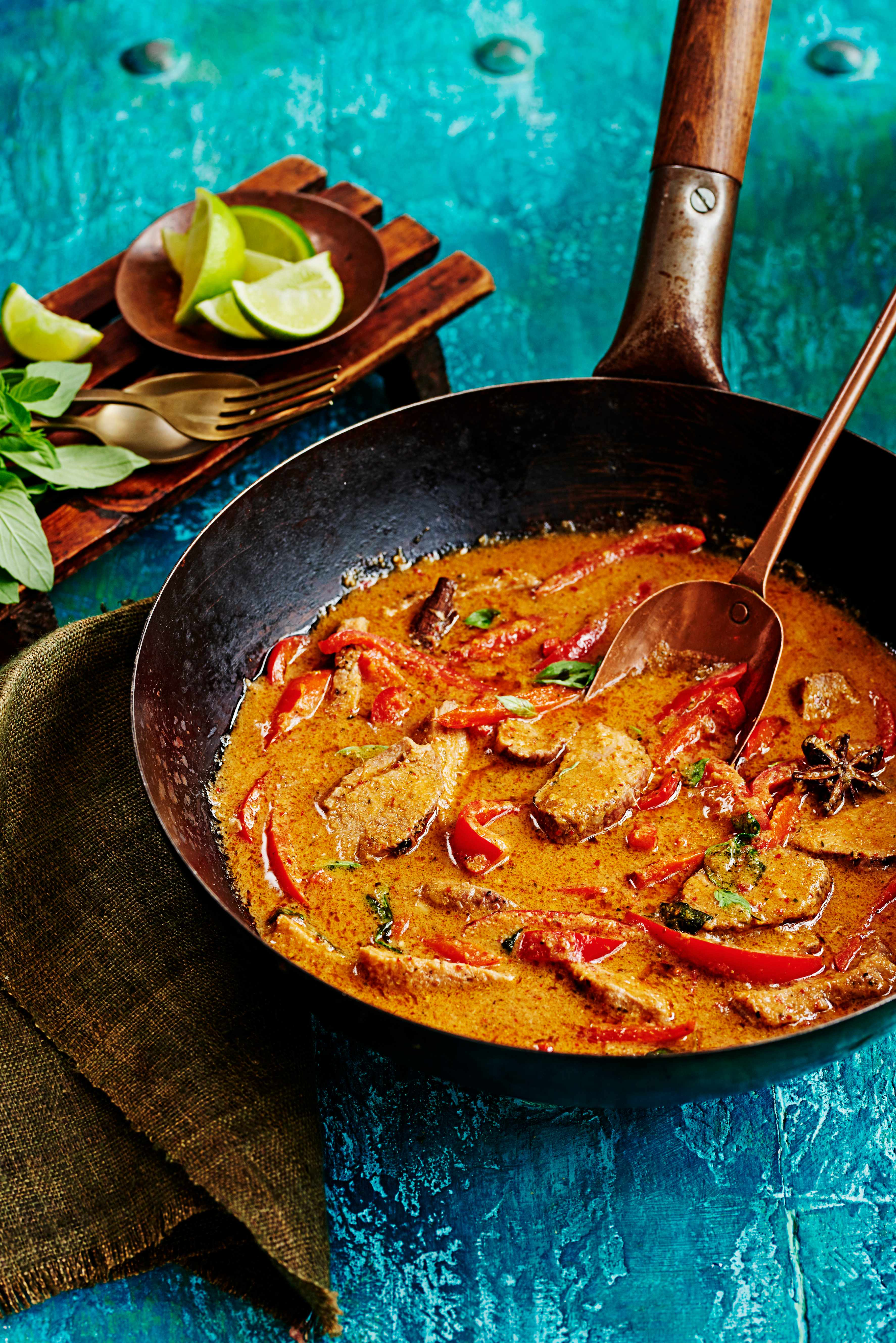 Duck Penang Curry Recipe