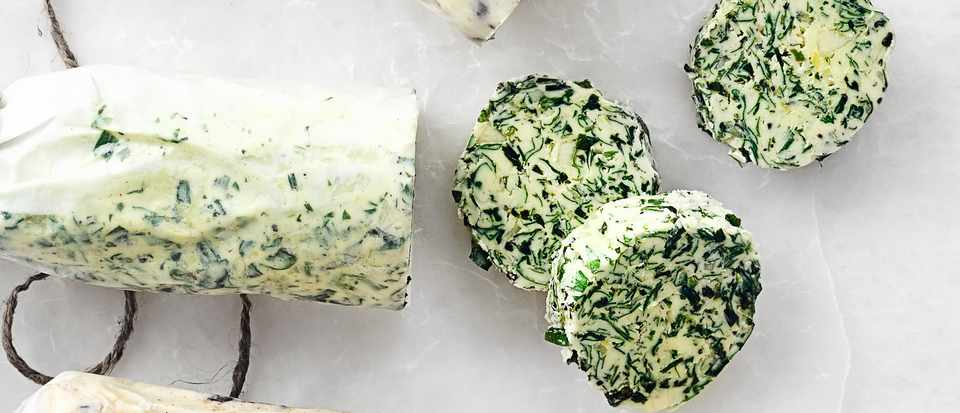 Herb and Garlic Butter Recipe