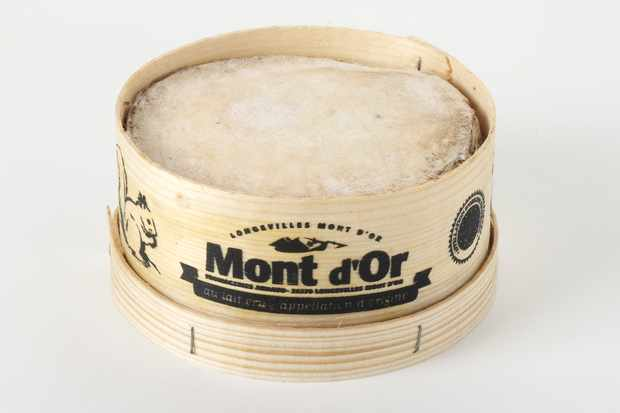 Mont D'Or Cheese for Christmas Cheese Board